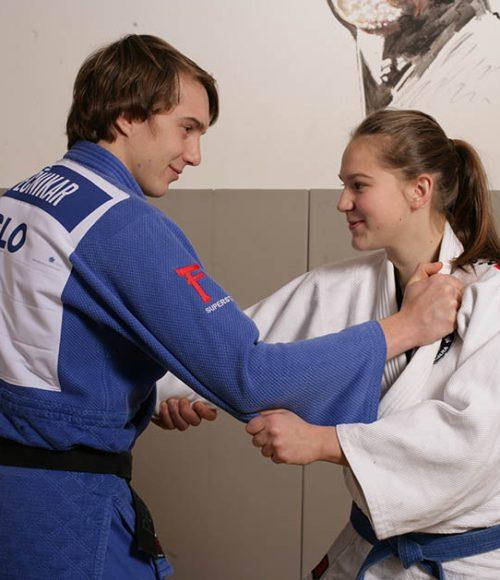 Martin in Ela Pečnikar