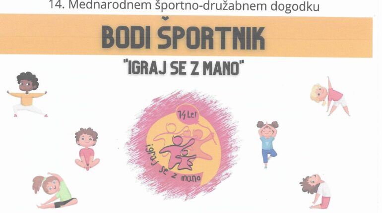 Bodi športnik
