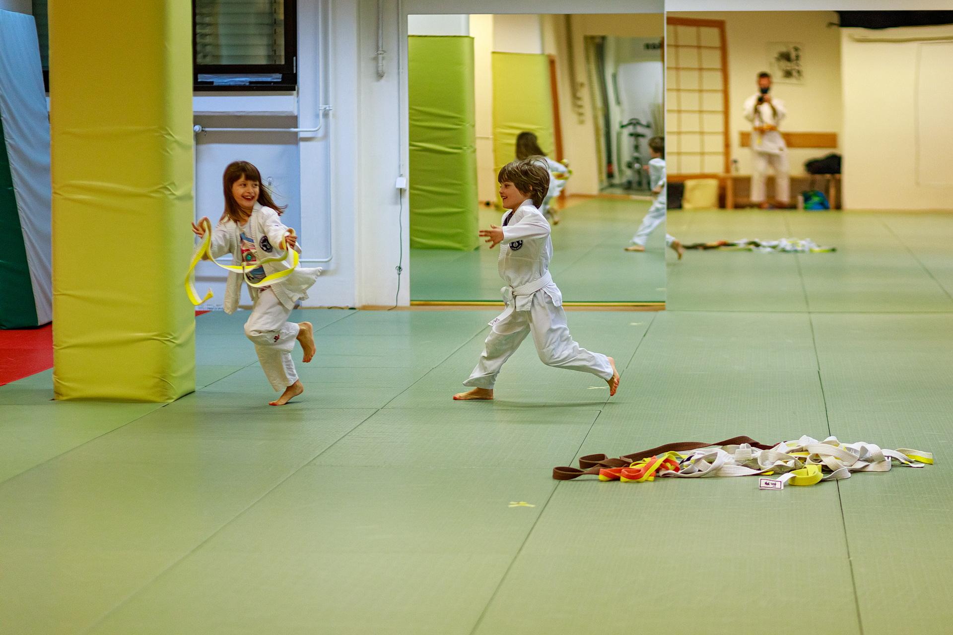 Vadba judo inkluzija Sankaku klub Ljubljana